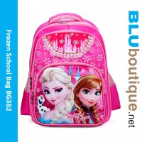 Disney Princess Frozen Children Backpack School Bag