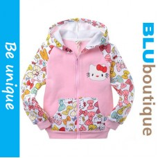Sanrio Children Hello Kitty Jacket