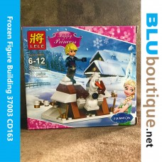 Disney Frozen Figure Building 37003 Kristoff Olaf
