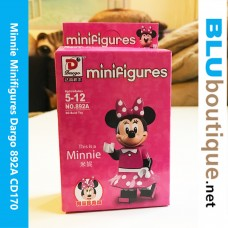Disney Mini Figures 892A Minnie