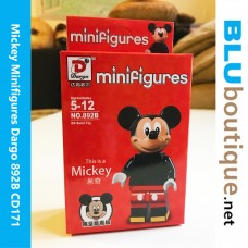 Disney Mini Figures 892B Mickey Mouse