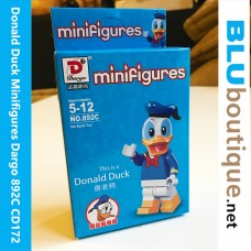 Disney Mini Figures 892C Donald Duck