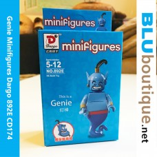 Disney Mini Figures 892E Genie