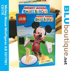 Disney Mini Figures 3D17901 Mickey Mouse