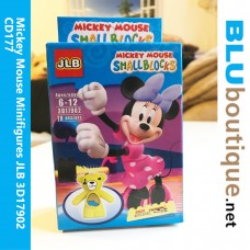 Disney Mini Figures 3D17902 Minnie