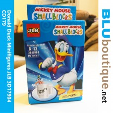 Disney Mini Figures 3D17904 Donald Duck