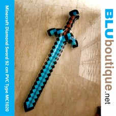 Minecraft Diamond Sword 92 cm PVC Type