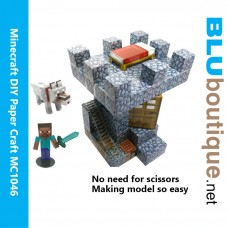 Minecraft DIY Papercraft