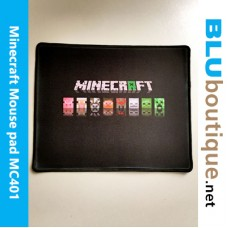 Minecraft Characters Mouse Pad Premium Quality