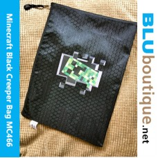 Minecraft Creeper Document Bag