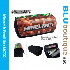 Minecraft Block Pencil Case