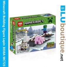 Minecraft Figure Building 3038A Zombie Pig