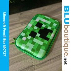 Minecraft Creeper Pencil case