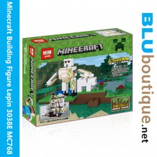 Minecraft Figure Building 3038E Iron Golem