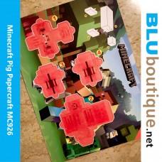 Minecraft Pig Papercraft