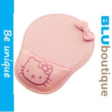 Hello Kitty Mousepad Pink