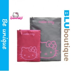 Hello Kitty 2-pieces set Organiser Bags