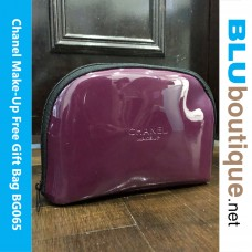 CC Makeup Mulberry Red Pouch