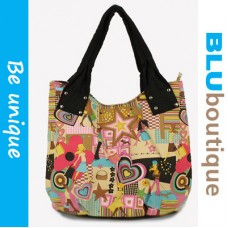 Ladies Fabric Handbag