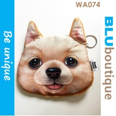 Miwo 3D Dog Coin Pouch