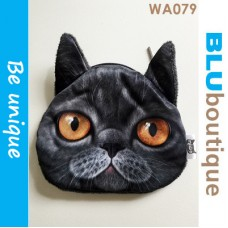 Miwo 3D Cat Coin Pouch